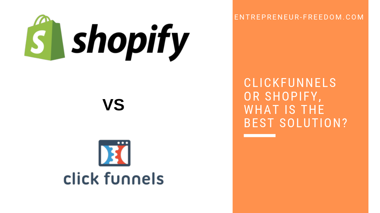 Not known Incorrect Statements About Shopify Clickfunnels