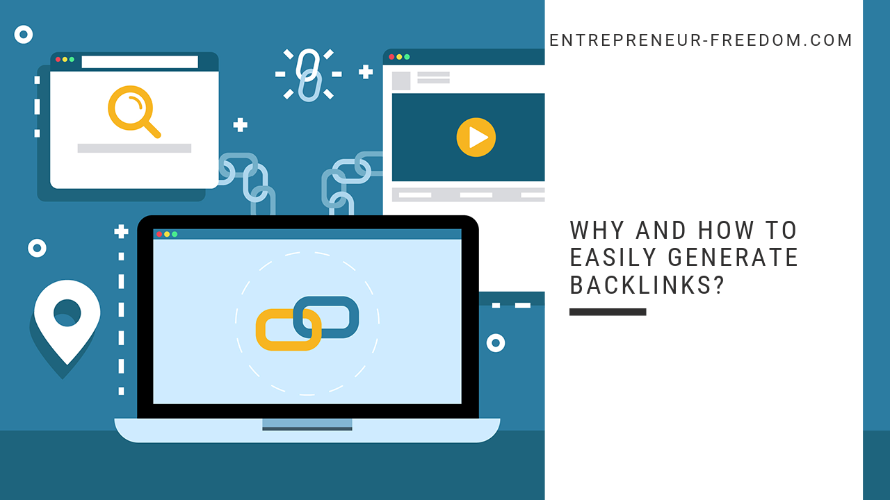 Why and how to easily generate Backlinks