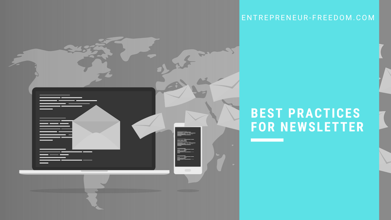 Best practices for newsletter