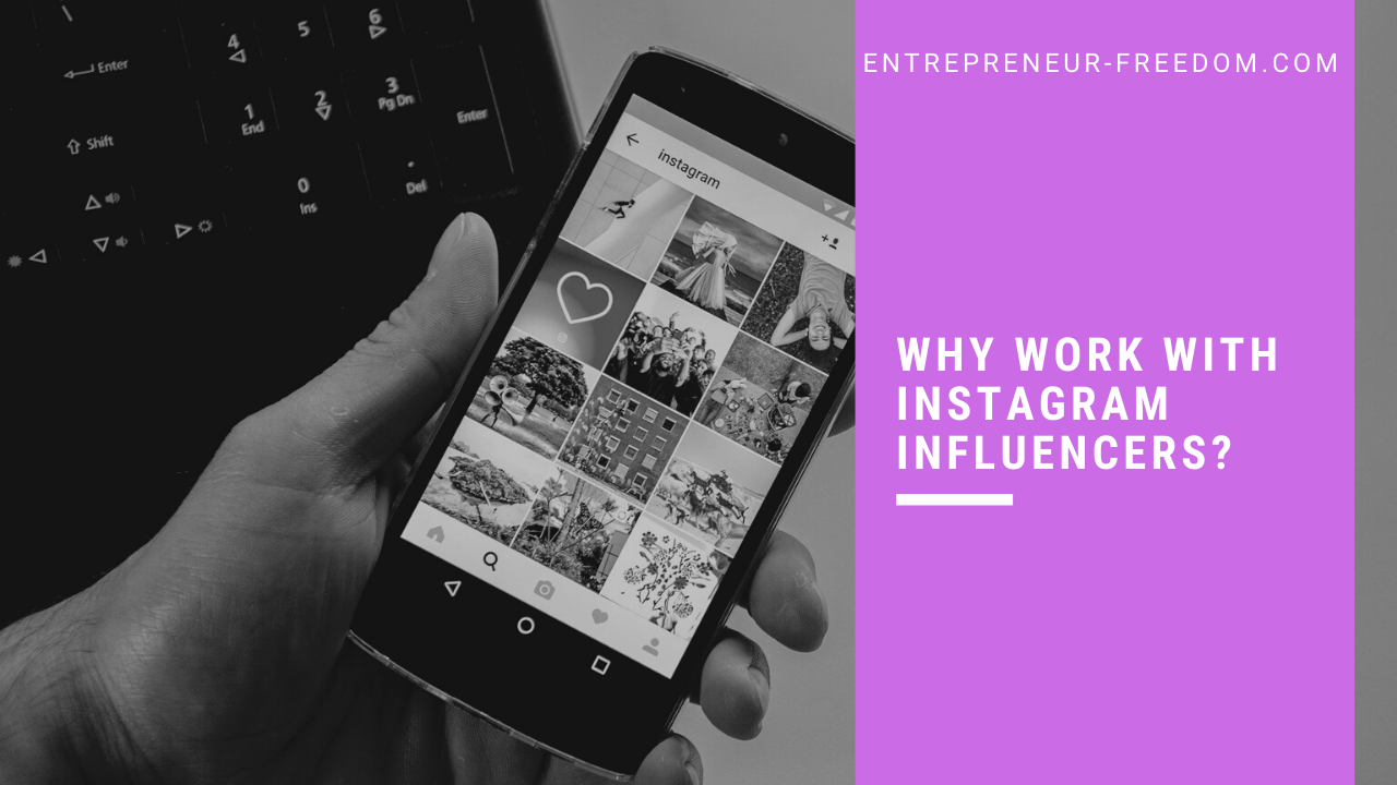 Why work with Instagram influencers?